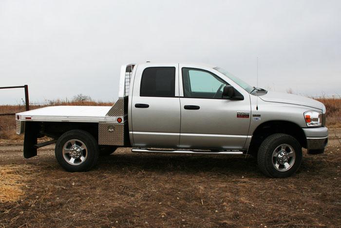 2000 Series Aluminum Truck Bed - Extruded Floor | Hillsboro