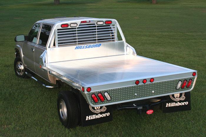 2000 Series Aluminum Truck Bed Extruded Floor
