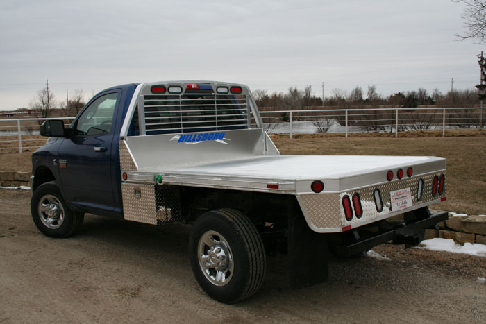 Used Flatbed Pickup Beds For Sale