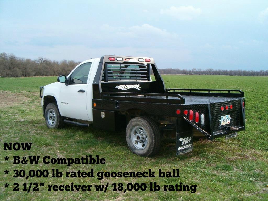 Hillsboro Industries Truckbed B&W