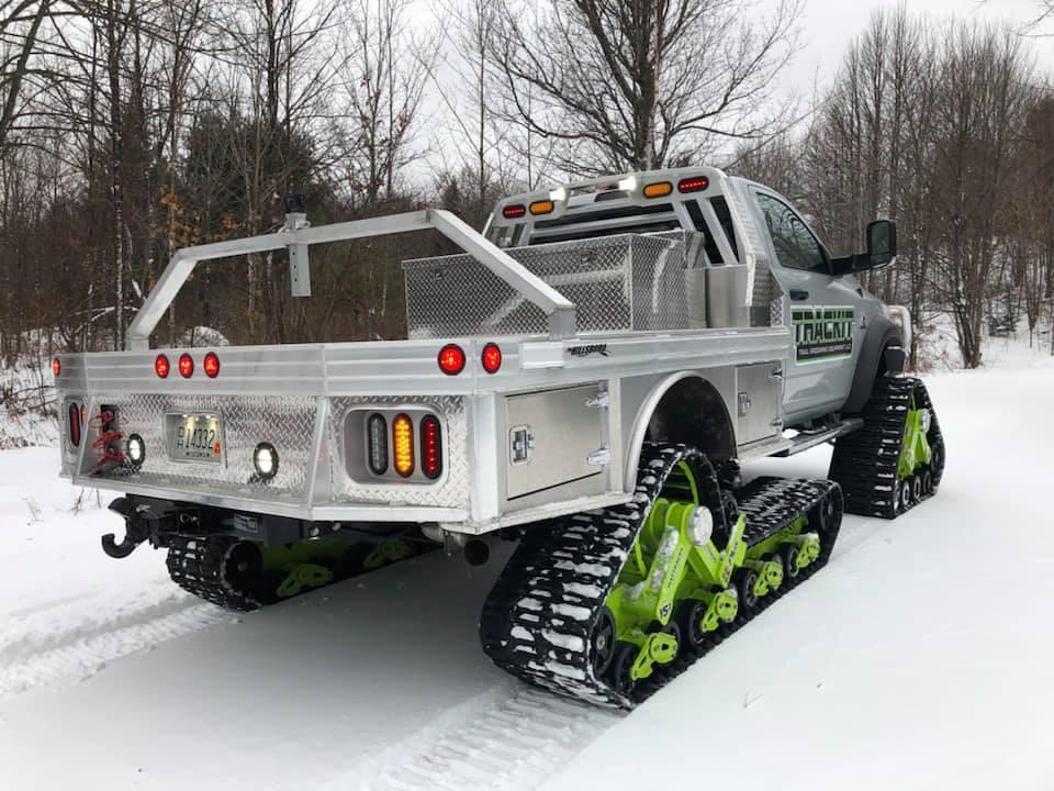 3500 Series Aluminum Truck Beds