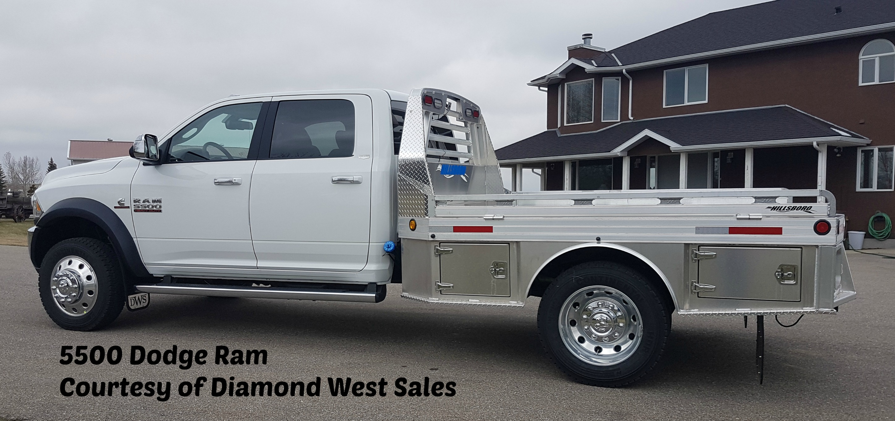 4000 Series Aluminum Truck Bed Hillsboro Trailers And