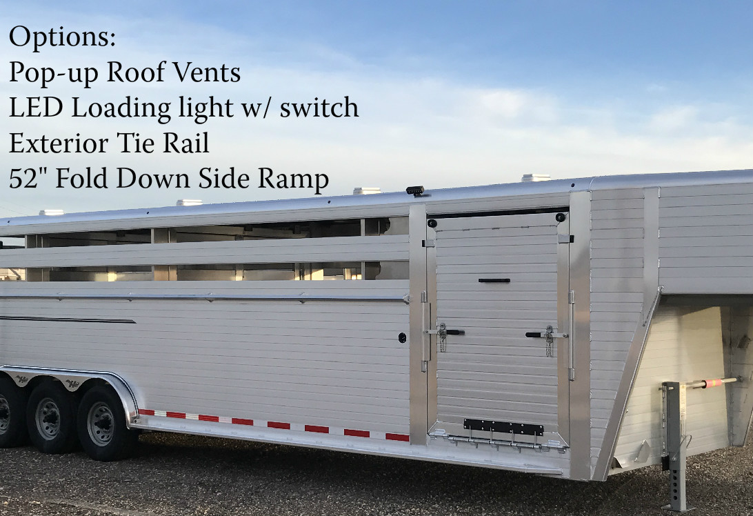 Endura Livestock Trailer Hillsboro Trailers And Truckbeds