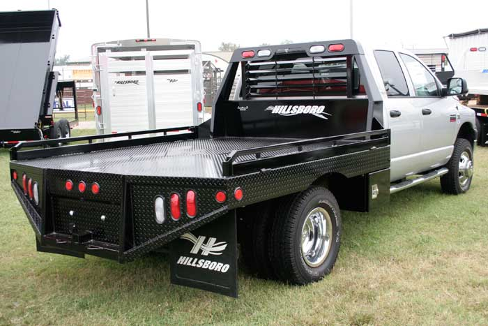 Gii Steel Truck Beds Hillsboro Trailers And Truckbeds