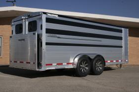 endura aluminum low profile pen trailer