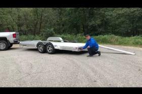 Embedded thumbnail for Open Car Hauler