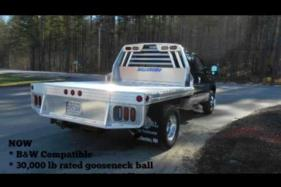 Embedded thumbnail for Aluminum Truck Bed