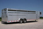 Hillsboro Industries stock Combo Trailer
