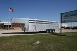 Hillsboro Industries Endura Aluminum Livestock Trailer