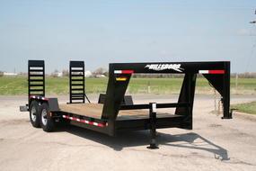 Hillsboro Industries Flatbed Trailer