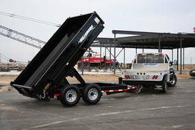 Hillsboro Industries Dump Trailer